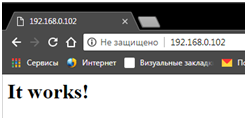 Строка браузер